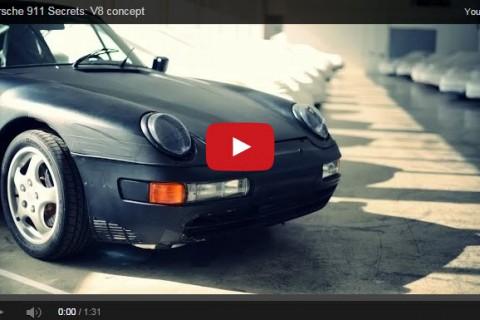 Porsche 911 Secrets V8 Prototype