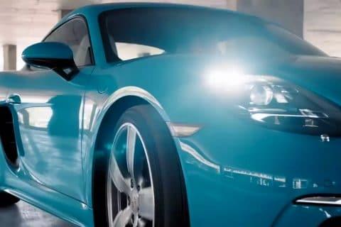 Porsche-718-Cayman