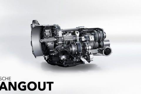Porsche Doppelkupplung