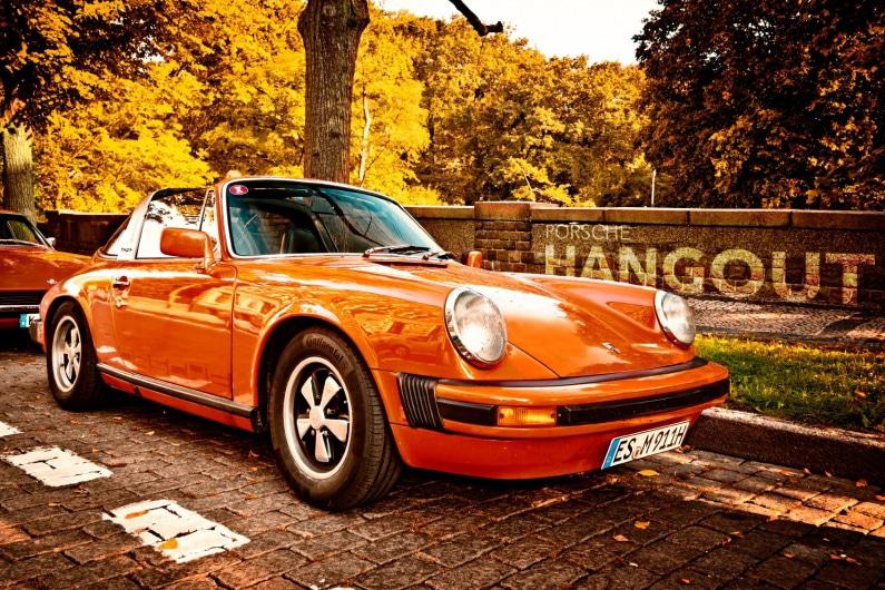 Air Cooled Porsches