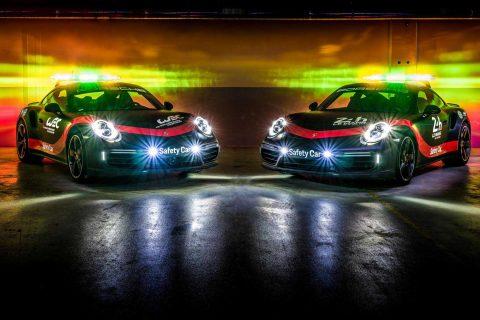 Porsche 911 - The Official Safety Car