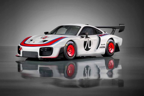 The 'Moby Dick' 935 GT2 RS