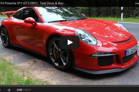 2014 Porsche 991 Review