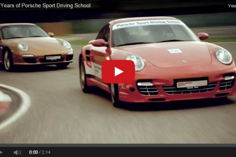 40 Years of Porsche Sport Driving School