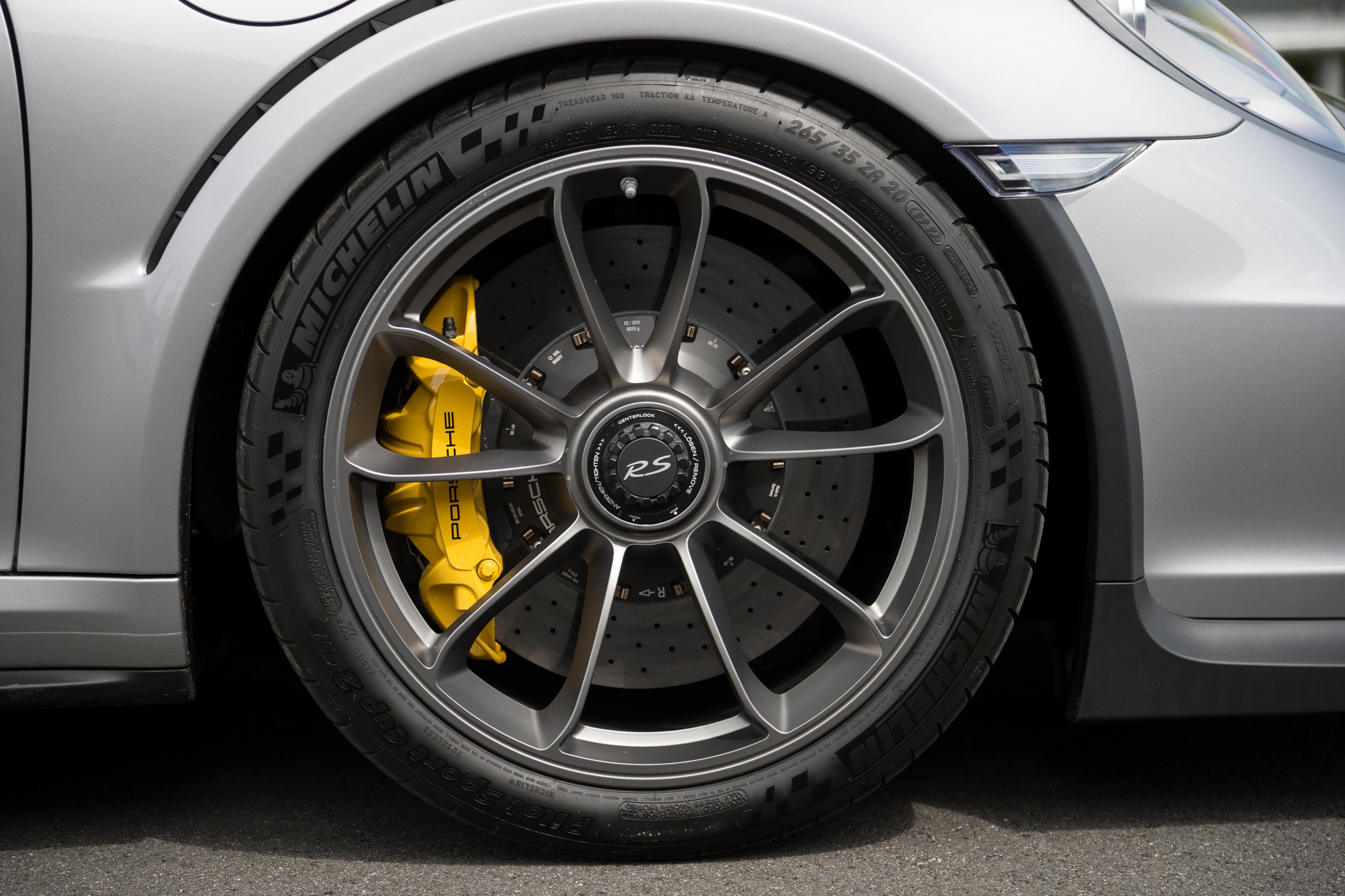 A Look Into Porsche S Iconic Wheel Designs