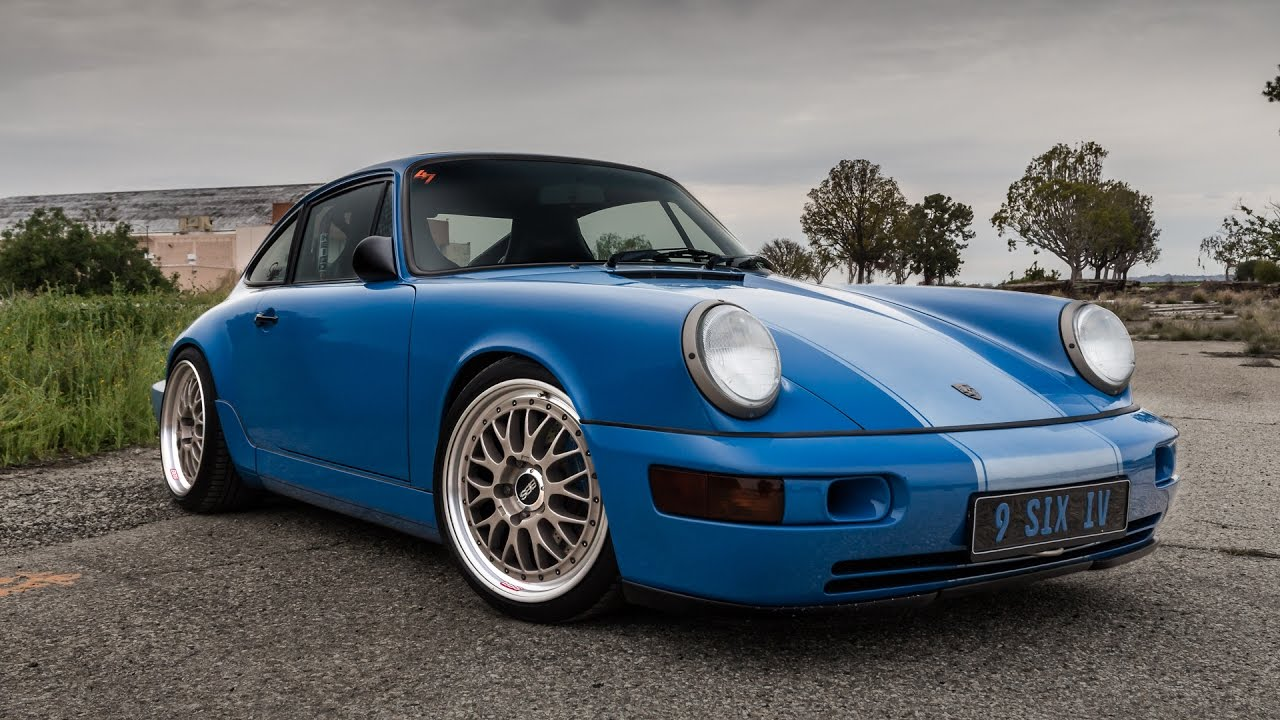 Porsche Driving Experience >> Modified Porsche 964 Review - Porsche Hangout