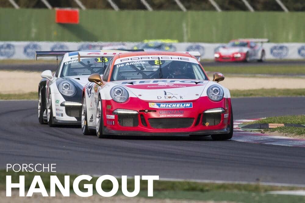 Porsche racing performance
