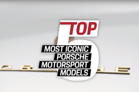 Top 5 Most Iconic Porsche Motorsport Models