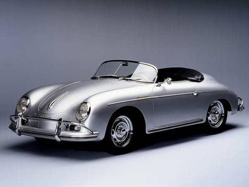 Porsche-356-A