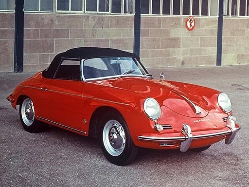 Porsche-356-B