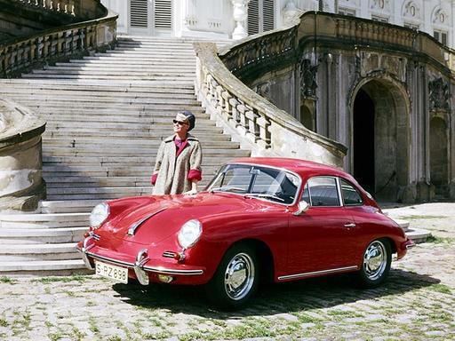Porsche-356-C