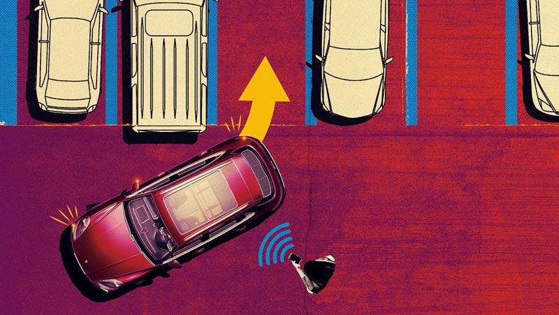 Porsche-Cayenne-parking-assist