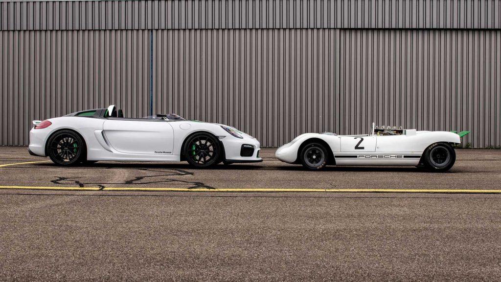 Porsche-Bergspyder