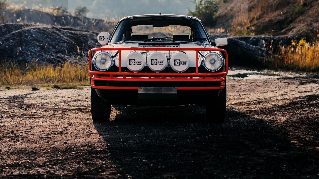 Porsche 911, 1978 Safari Rally Contender