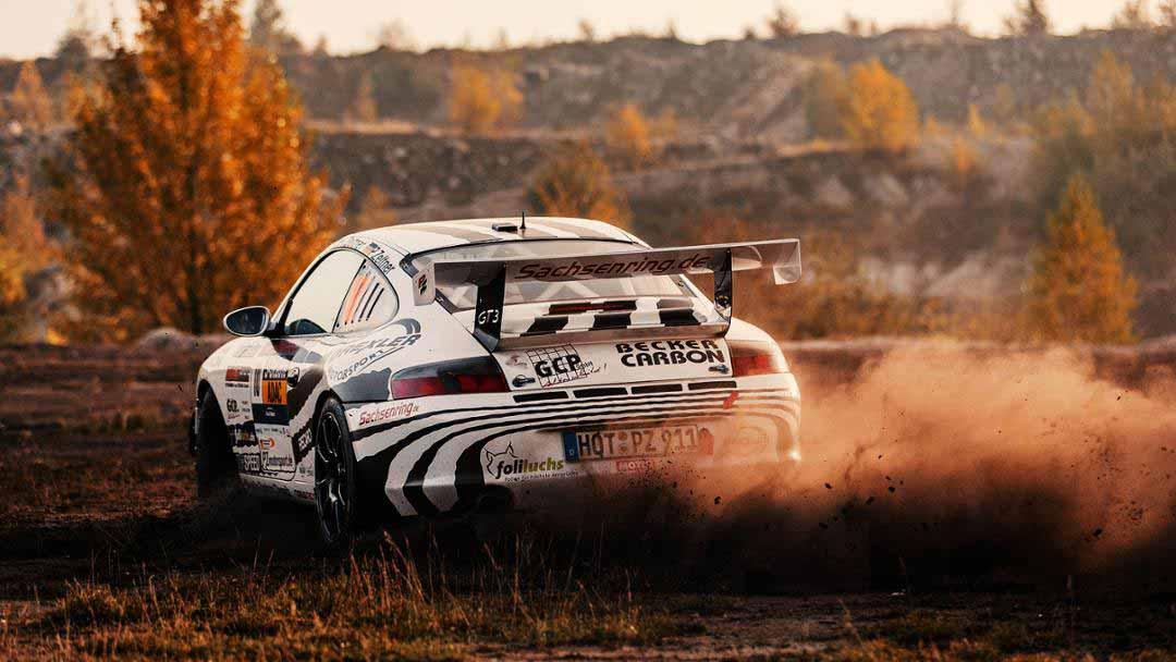 Porsche 911 996, GT3