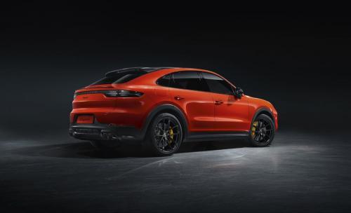 2020 Cayenne Coupe